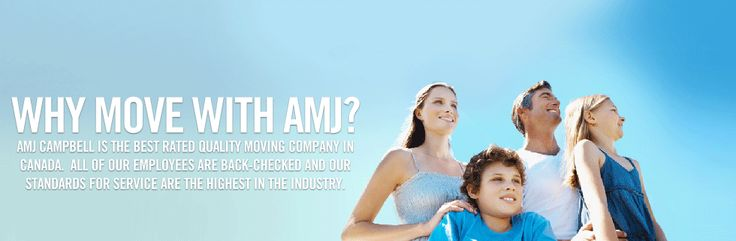 AMJ Campbell Winnipeg is your local, experienced moving company and we're committed to providing you with exceptional, personalized service and 100% customer satisfaction. Our highly trained professionals are ready to provide you with superior service for all of your packing, transport, delivery and/or storage requirements.