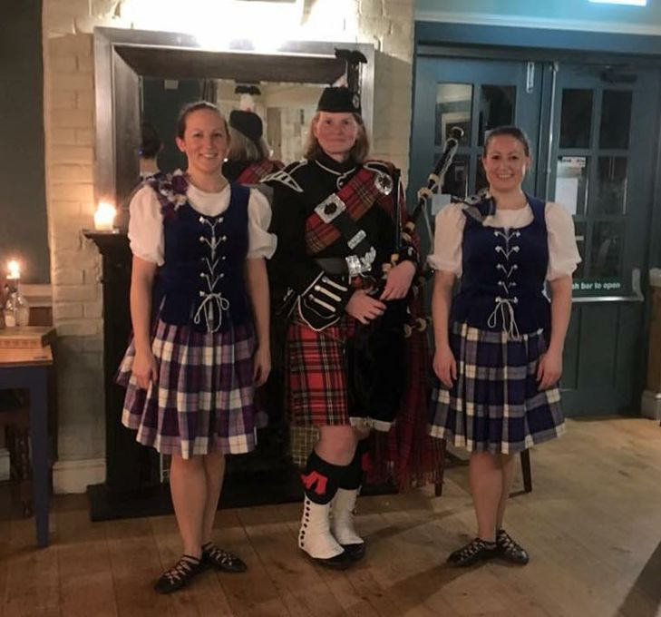 Bagpiper - Weddings; Burns Nights (including address to the Haggis if needed); Hogmanay; Funerals; St Andrews Night; TV Appearances. - Solo Musician  - Marlow - Buckinghamshire photo