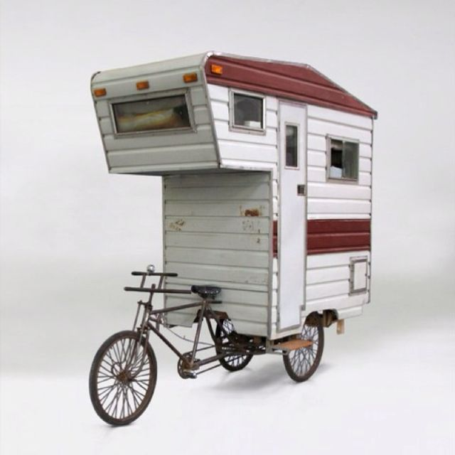 It's an RV... ryan can use this when hes in the doghouse like tonight!