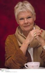 Dame Judi Dench. Another Goddess.