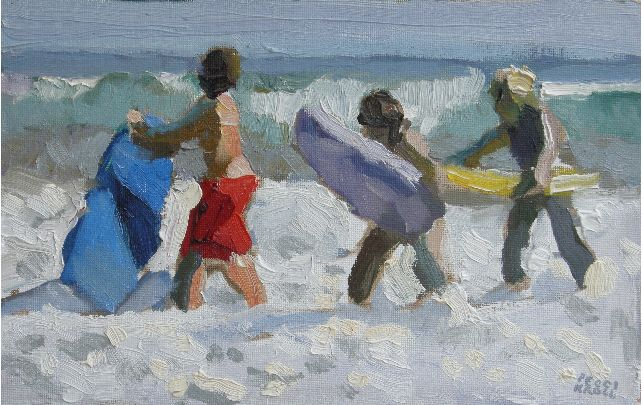 Nancy Colella: Simply Painting: October 2010