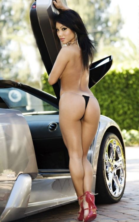 Come Sexy nude women and cars your opinion