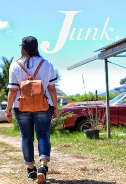 COOKED CULTURE: MYSTYLE | JUNK.