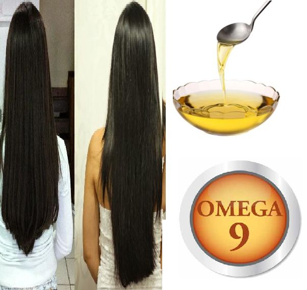Omega 9 fat in castor oil promote hair growth The main factor behind hair growth by castor oil is Omega 9 fat present in this oil. Omega 9, a constituent of castor oil, promotes hair growth. It not only activates hair growth, but also prevents baldness and......