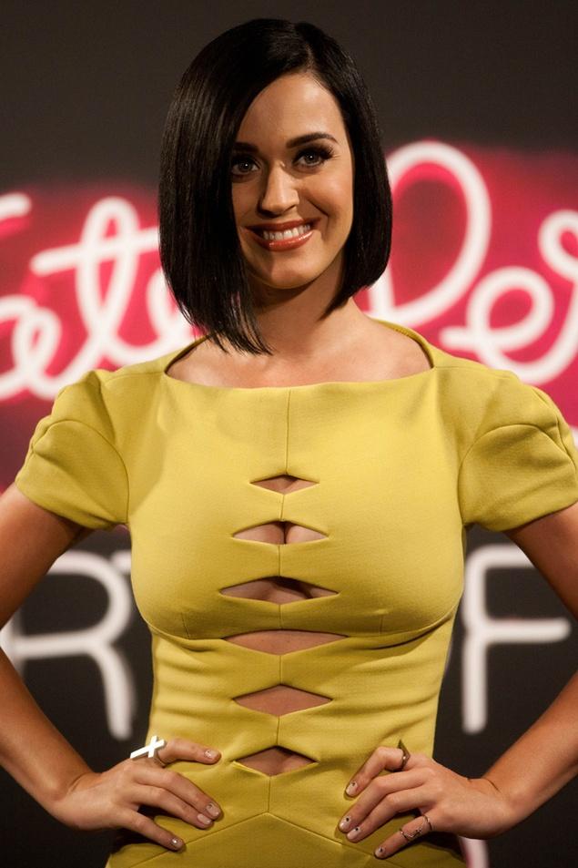 Katy Perry pelo