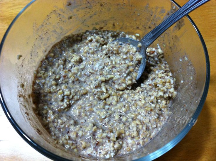 Steel Cut Oats for Busy People