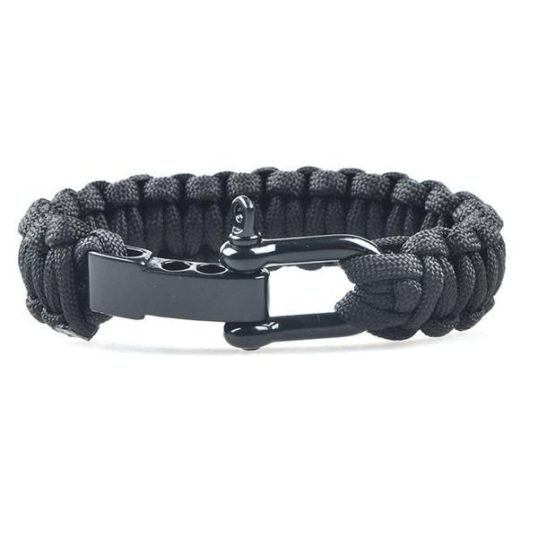 The Paracord Bracelet