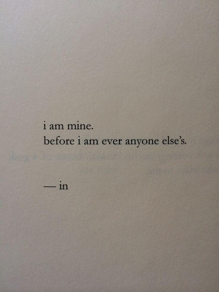 I am whole; I am enough.