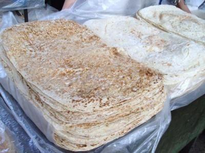 Lavash Recipe (Southwest Asian flatbread)