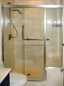 17 best images about second bath on pinterest vinyls for 6ft bathroom ideas
