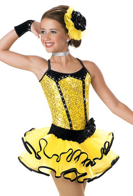 Velvet Sequin Corset Tutu Dress -Weissman Costumes