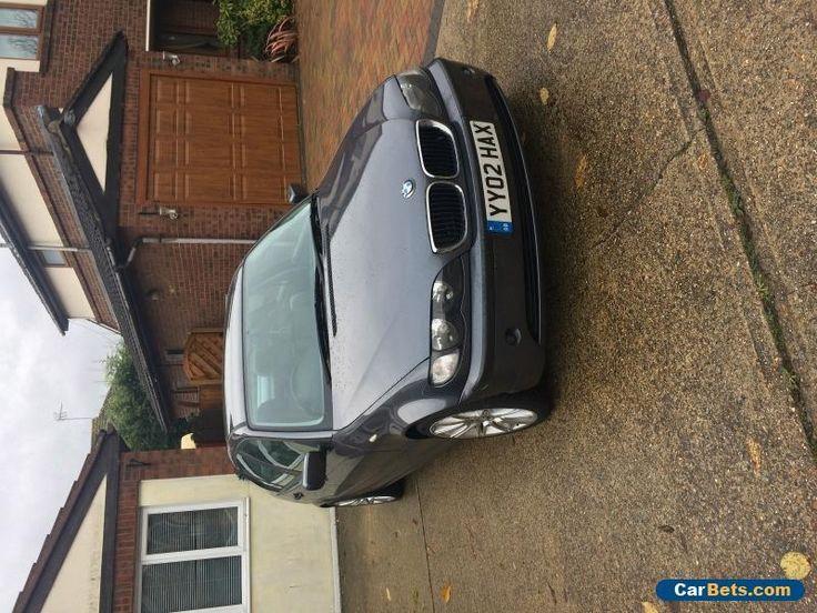 2002 BMW 318i SE Auto Spares or Repairs Please Read Description #bmw #318i #forsale #unitedkingdom