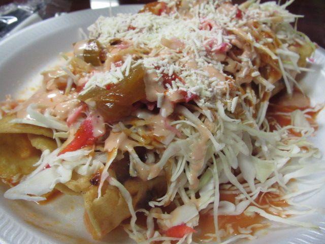 Honduran recipes
