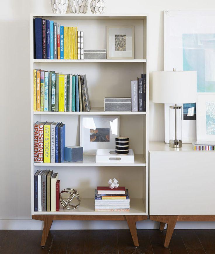 West Elm Workspace Modern Bookshelf