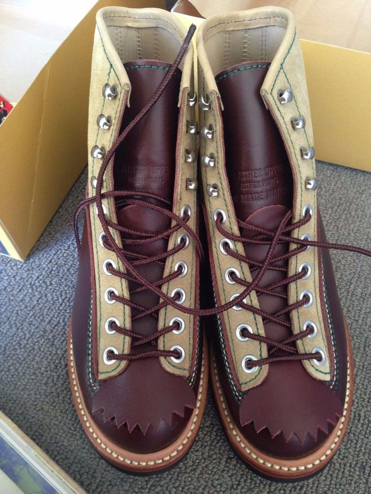 Lone Wolf Carpenter Boots Limited Edition Size 7 Male | eBay