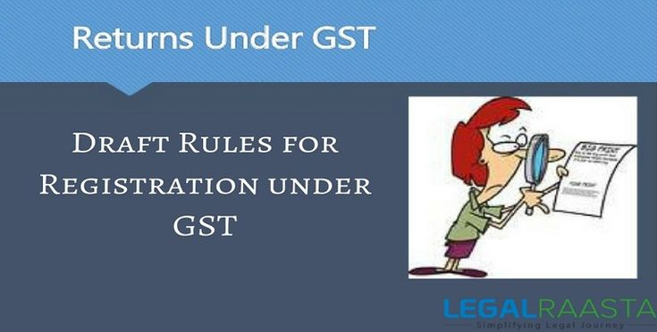 The government of India targeted to execute the new indirect tax regulation, the Goods and Services Tax (GST) from 1st April 2017. The regulation is based... #GSTregistration, #registerGST, #GSTRegistrationOnline, #applyGST, #GSTapplication