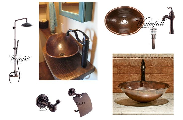 Retro koupelna http://www.water-fall.cz/cz/koupelnove-baterie-luxusni-kuchynske/koupelnove-serie/antique-marble/