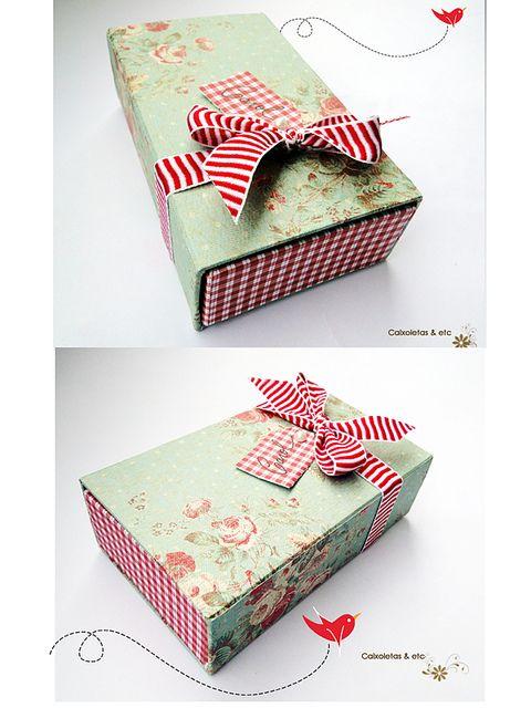 Matchbox by Caixoletas & etc, via Flickr