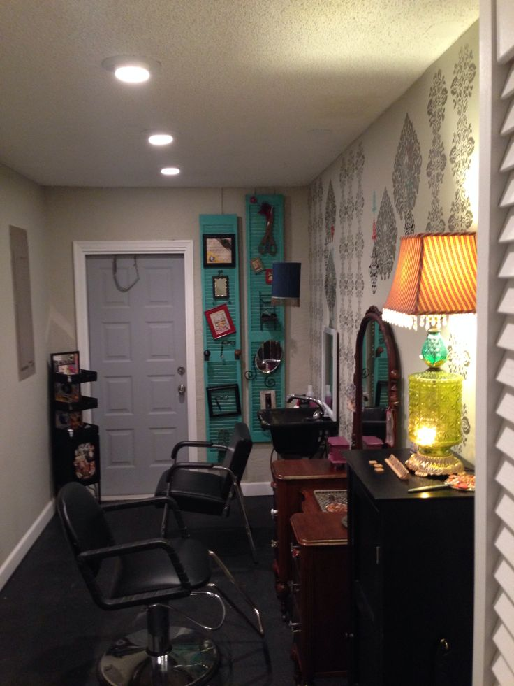 My home salon home salon pinterest home home salon for Ada beauty salon