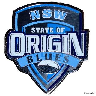 NSW State of Origin emblem