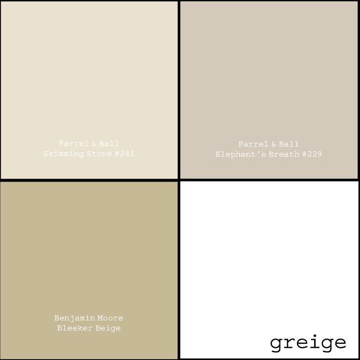 The 131 best images about all shades of greige most for Perfect beige paint color