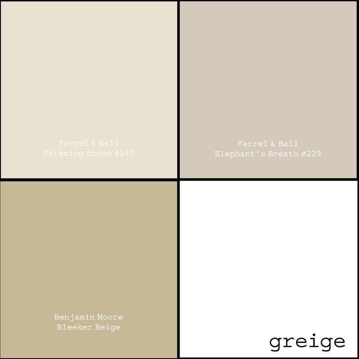 17 Best Images About Greige On Pinterest Paint Colors
