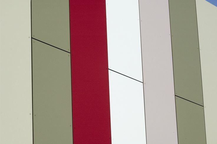 Compact extérieur #polyrey bâtiment