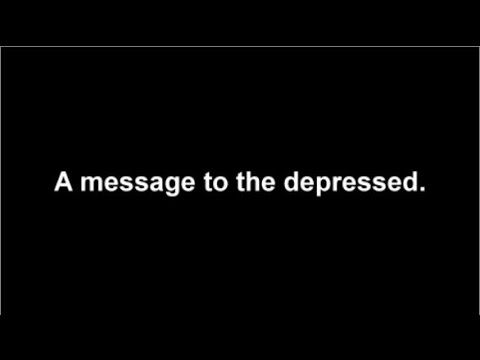 In Light of Robin Williams' Passing, Here is a Message to the Depressed