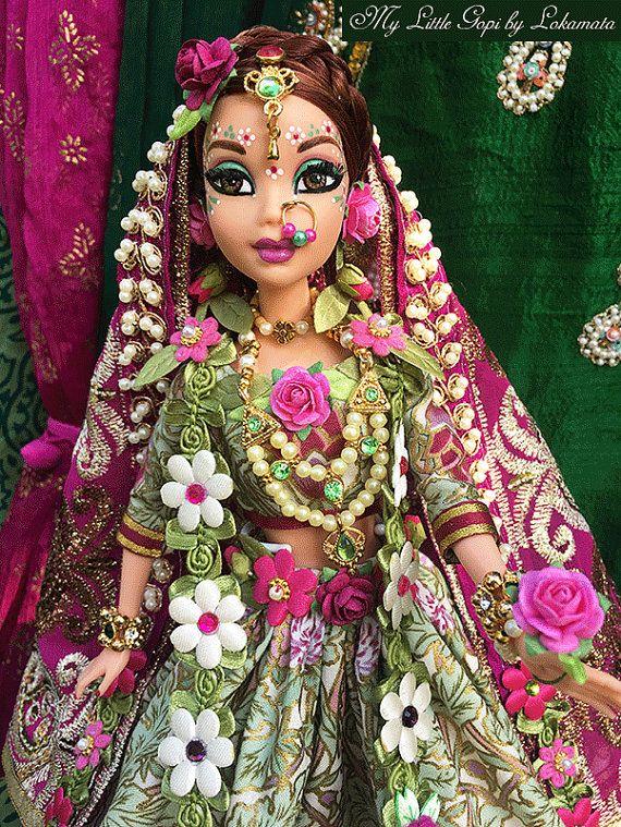 Mi muñeca poco Gopi - Vrinda Priya