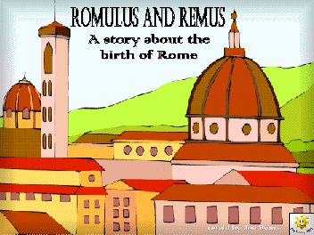 Romulus and Remus PPT