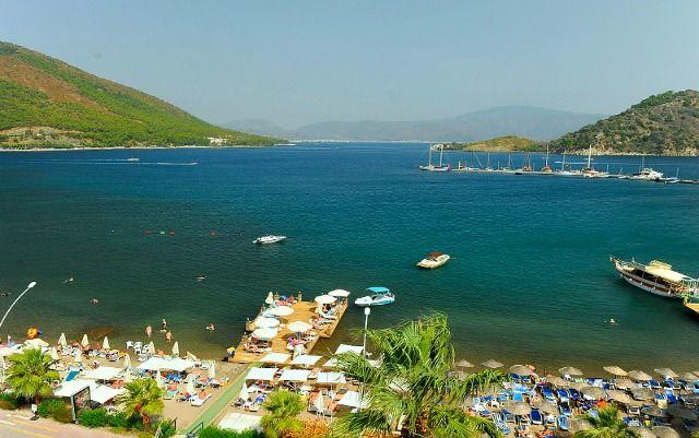 Marmaris İçmeler, Turkey