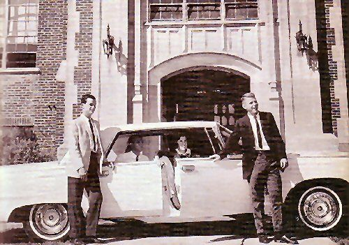 Ada Oklahoma - Class of '64. This is the junior high now I think