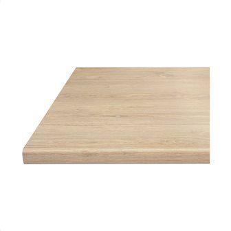 Πάγκος κουζίνας Μ246xΒ65xΠ3.8 cm εφέ ξύλου δρυς Κωδ: 61723466 59,90 €