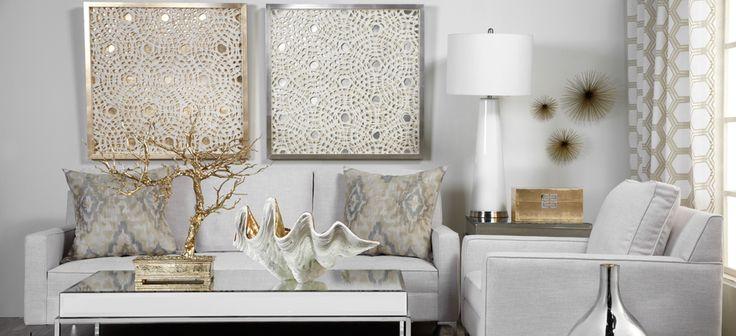 Home Decor: Mixed Metals | VentiFashion