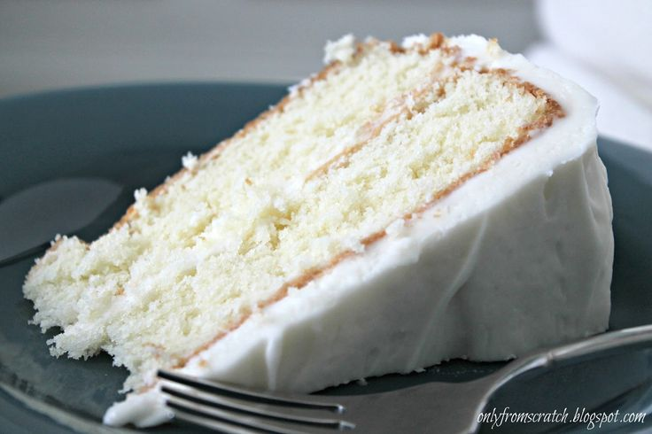 Cake Recipes In Pinterest: 25+ Best Ideas About White Cake Recipes On Pinterest