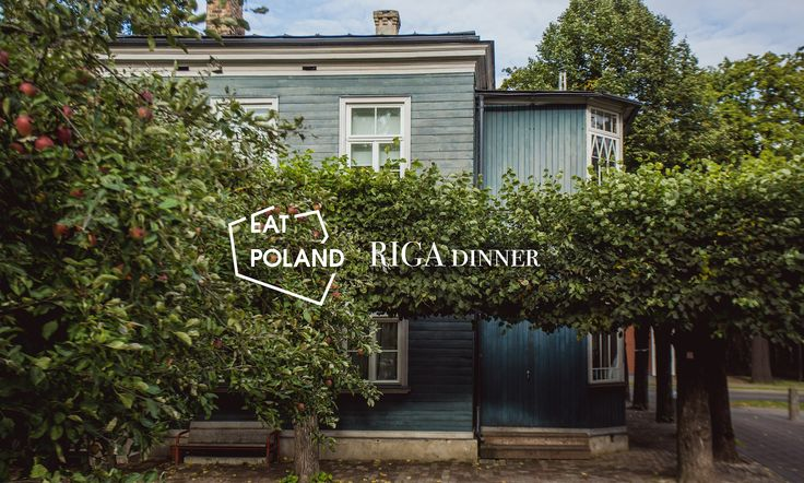 Usta magazine created a Eat Poland project that promotes new approach to Polish cullinaries. We did a Riga dinner in famous old district in city
