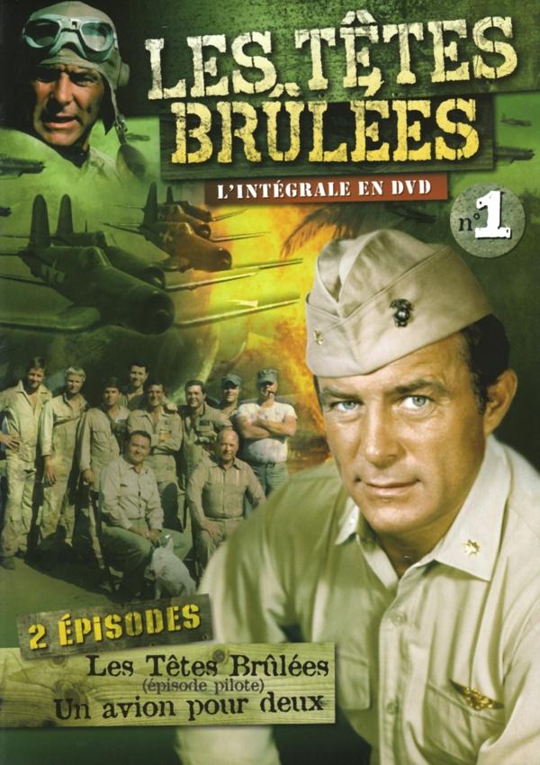 serie TV Les Têtes Brulées