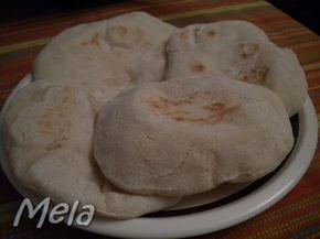 pane in padella ( pane arabo ideale per panini)