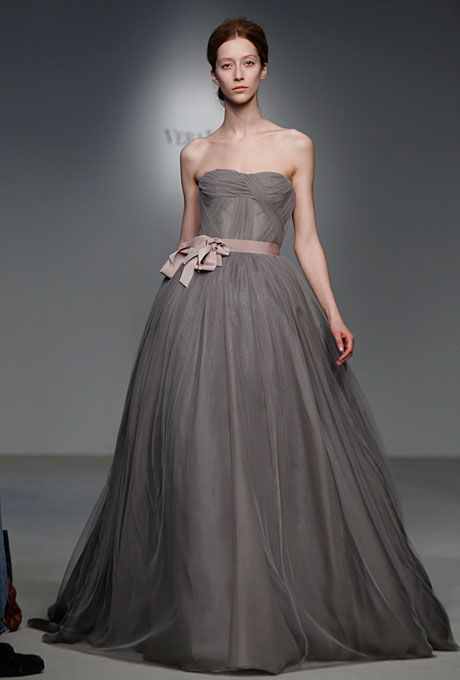 Brides: Vera Wang - Spring 2012