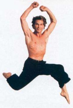 Patrick Swayze Dirty Dancing | Keep on dancing, Patrick Swayze! | A Time to Dance