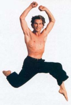 Patrick Swayze Dirty Dancing | Keep on dancing, Patrick Swayze! | A Time to Dance