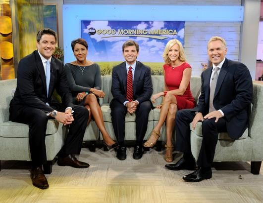 """Good Morning America"" airs LIVE from Nashville's Bridgestone Arena Place with Reba & Brad Paisley on Nov. 1 - 7am."