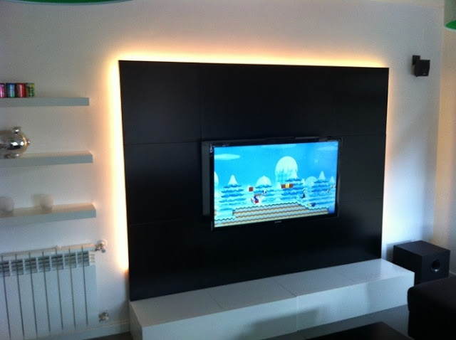 1000 Images About Tv Wall On Pinterest Wall Mount A Tv