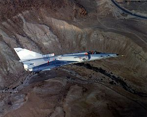 United States Navy F-21A Kfir Adversary.