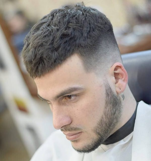 49 Of The Best Caesar Haircut Ideas For This Year Best Caesar Haircut Ideas This Year Manner Haarschnitt Kurz Manner Frisur Kurz Haarschnitt Manner