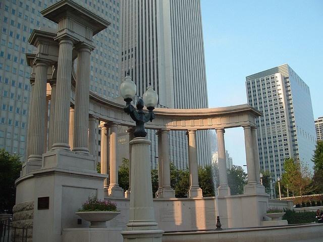 Millennium Park,, Chicago