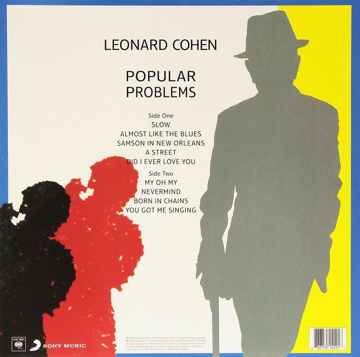 Popular Problems (inkl. CD) [Vinyl LP] [Vinyl LP] - Leonard Cohen: Amazon.de: Musik