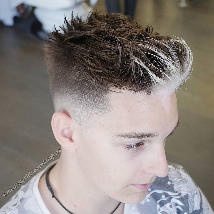 27 Cool Hairstyles For Men http://www.menshairstyletrends.com/27-cool-hairstyles-for-men/ #coolhairstyles #coolhaircuts #coolhairstylesformen #coolhair #coolhaircutsformen #menshairstyles #menshairstyles2017 #menshairstyle #menshaircuts