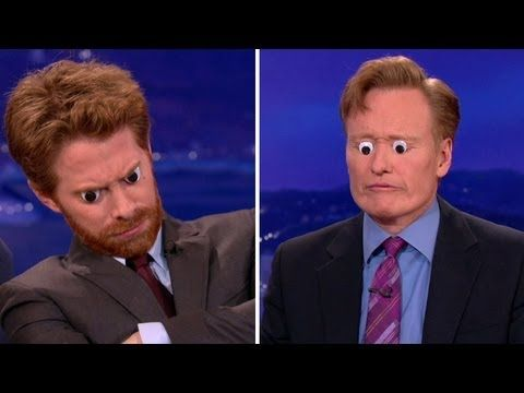 Seth Green Proves That Googly Eyes Are Always Funny