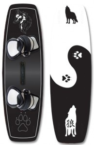 Wolf Board by Denzel